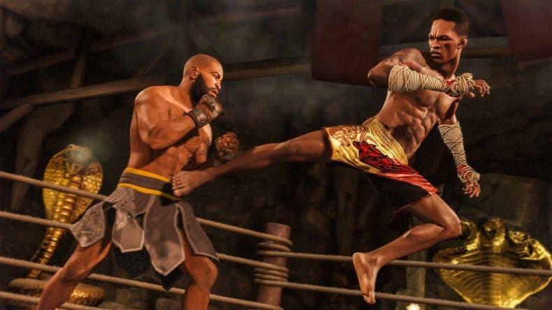Nuevo tráiler con gameplay de UFC 4 descubre algunas nuevas características 1