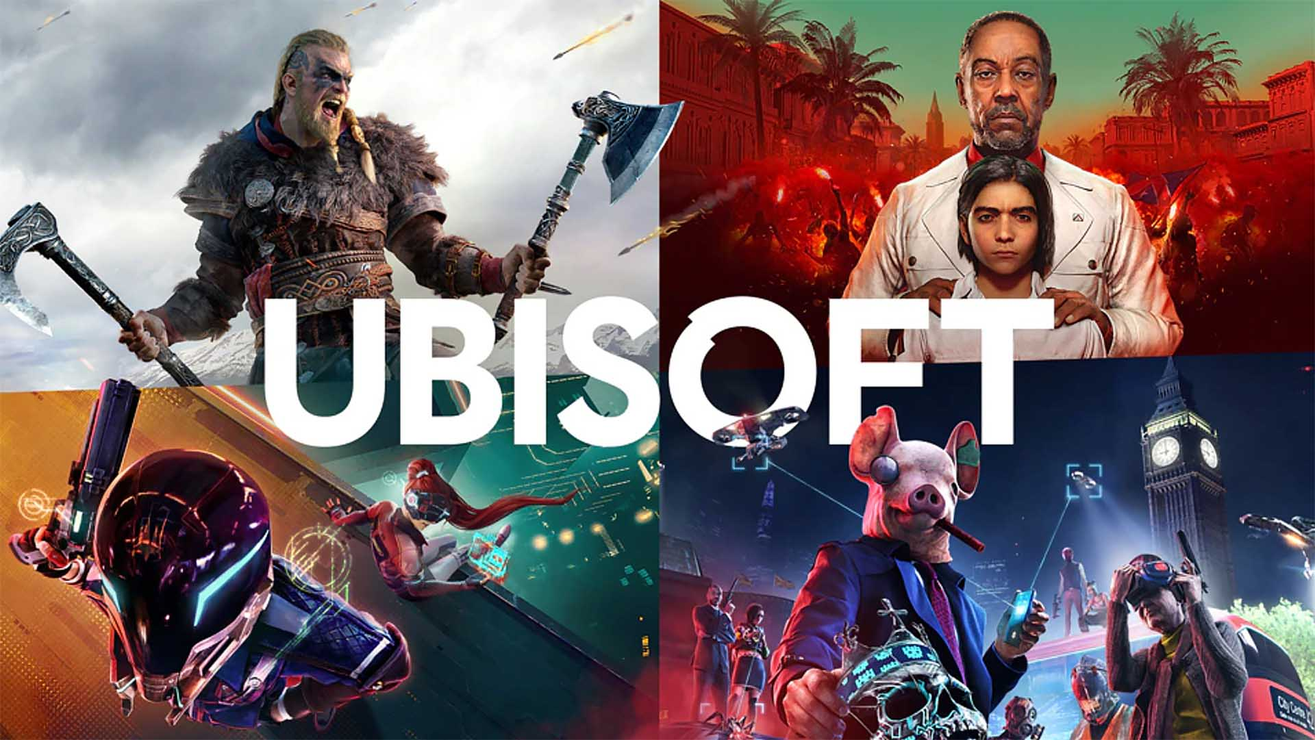 Ubisoft está regalando contenido para sus juegos