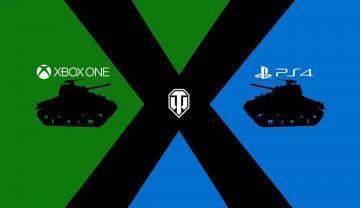 La semana que viene World of Tanks sumará juego cruzado entre Xbox One y Playstation 4 1