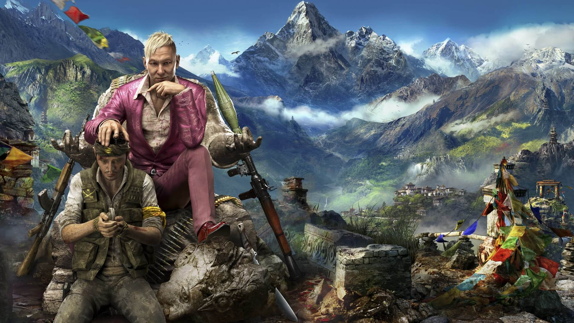 oferta de Far Cry 4 para Xbox One