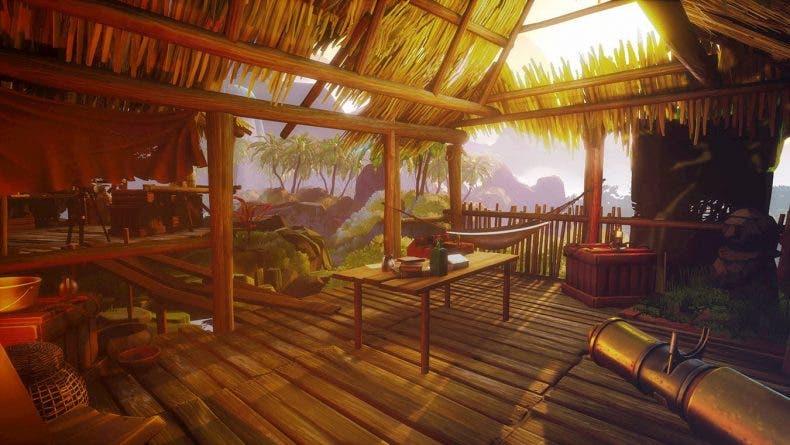El juego de Xbox Series X Call of the Sea presume de sus bellos entornos