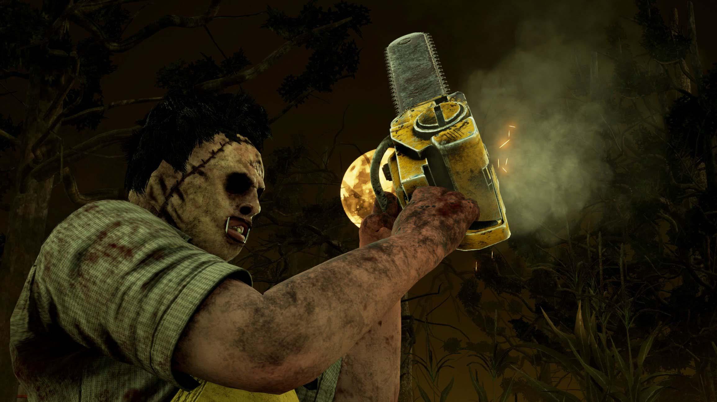 Este vídeo demuestra que Leatherface podría convertirse en uno de los asesinos más poderosos de Dead by Daylight 7