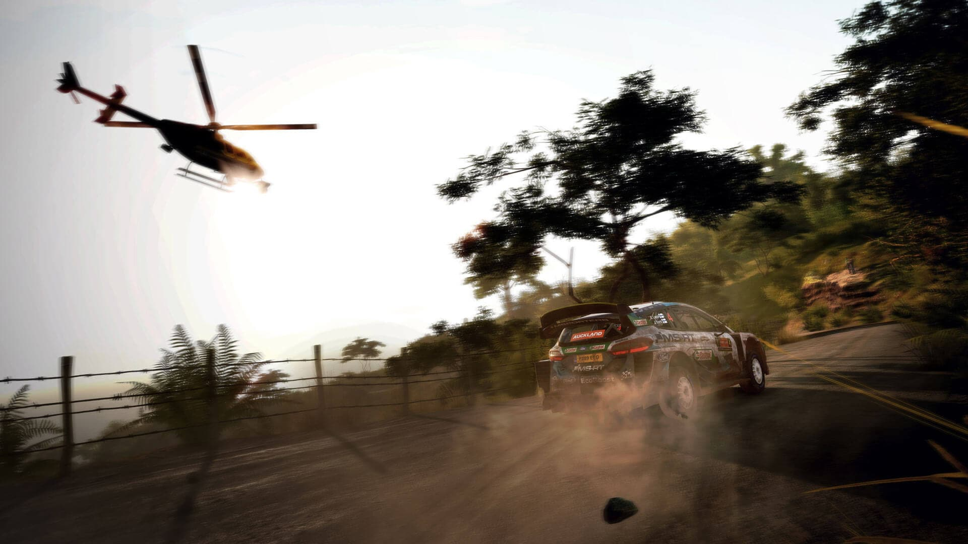 Análisis de WRC 9 - Xbox One 1