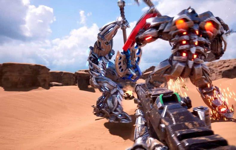 ExoMecha irá a 4K y 120 fps en Xbox Series X