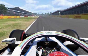 F1 2020 nos da una vuelta por el circuito de Silverstone 7