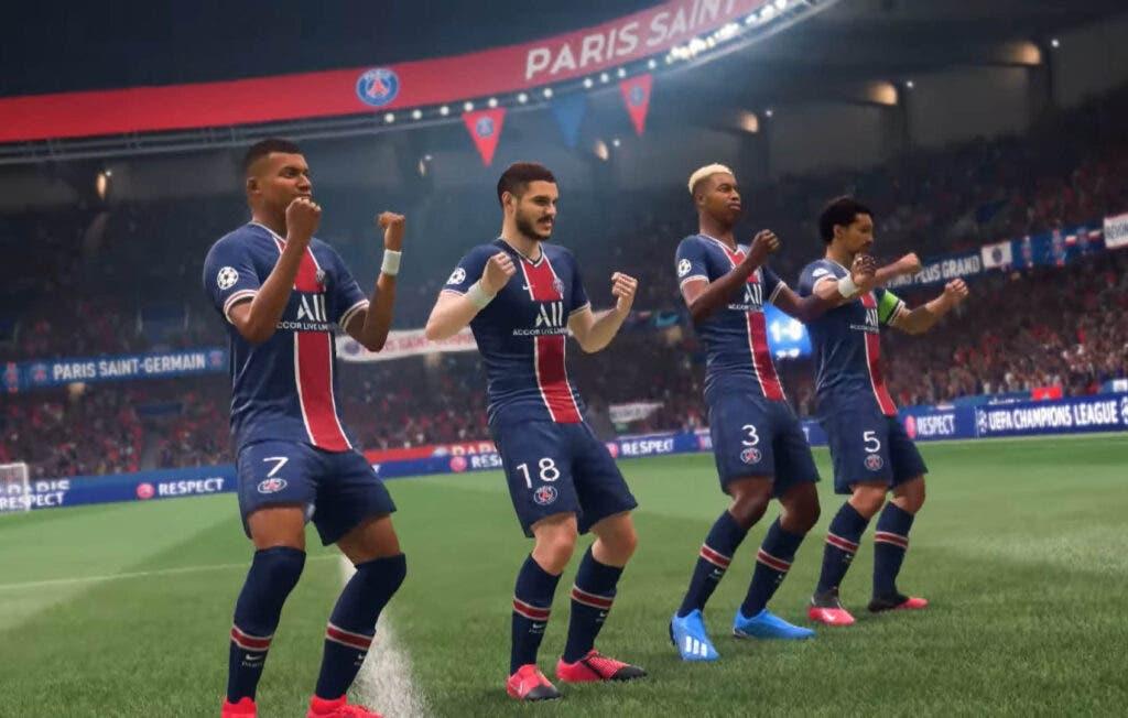 Estos son todos los equipos y ligas de FIFA 21 2