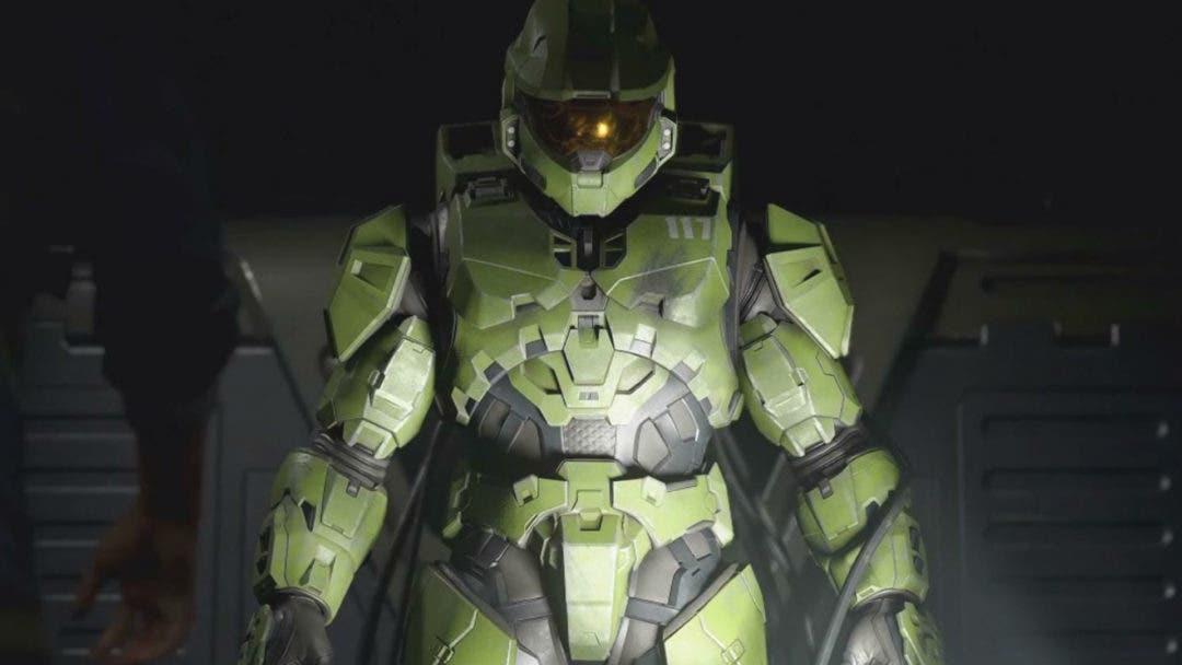 ¿Ganas de Halo Infinite? Echa un vistazo a la nueva figura del Jefe Maestro