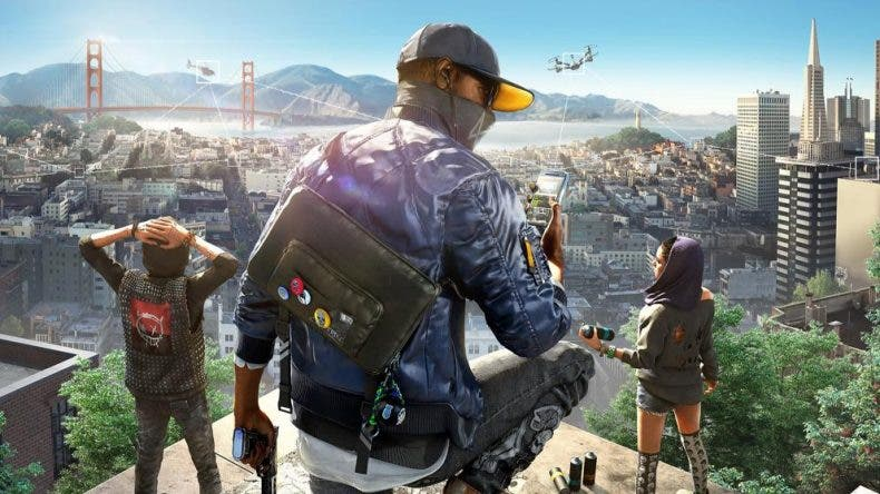Consigue Watch Dogs 2 gratis solo con ver el Ubisoft Forward