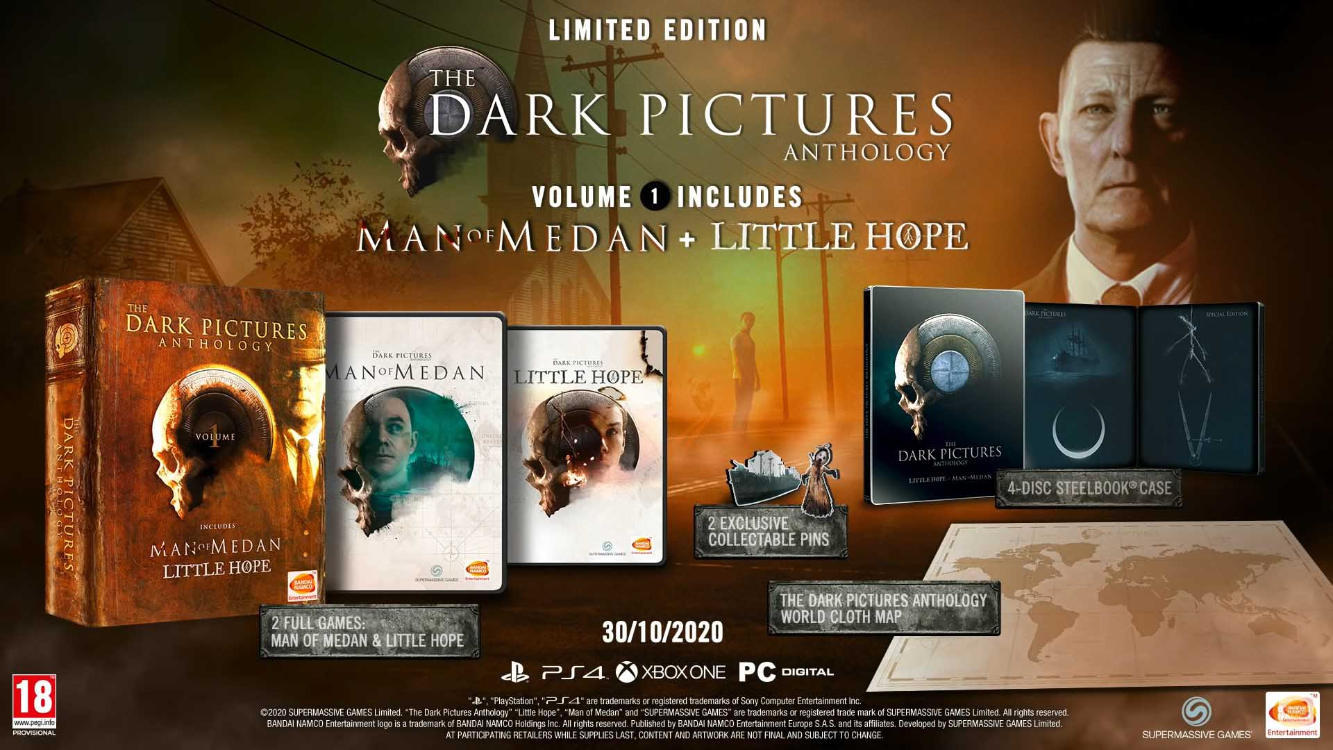 The Dark Pictures Anthology: Little Hope ya tiene fecha de lanzamiento definitiva 2
