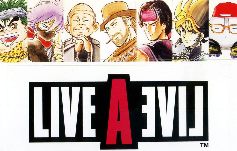 Square Enix registra la marca Live a Live 11