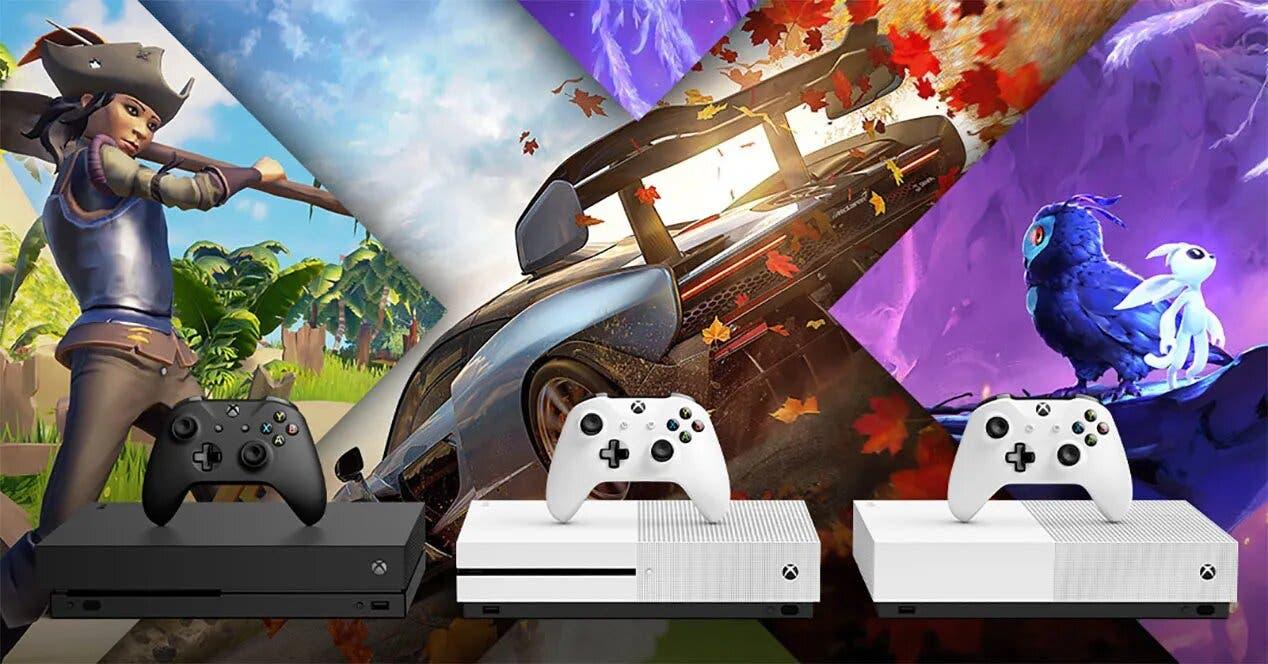mejores juegos para pasar el verano en Xbox One