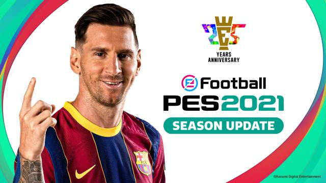 Análisis de eFootball PES 2021 Season Update - Xbox One 1