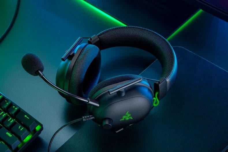 Anunciados los Razer BlackShark V2, unos auriculares centrados en el juego competitivo 1