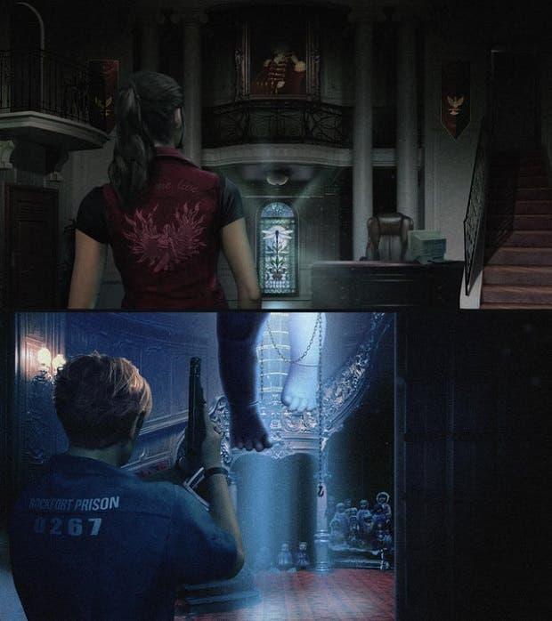 Así sería Resident Evil Code: Veronica Remake según un fan 2