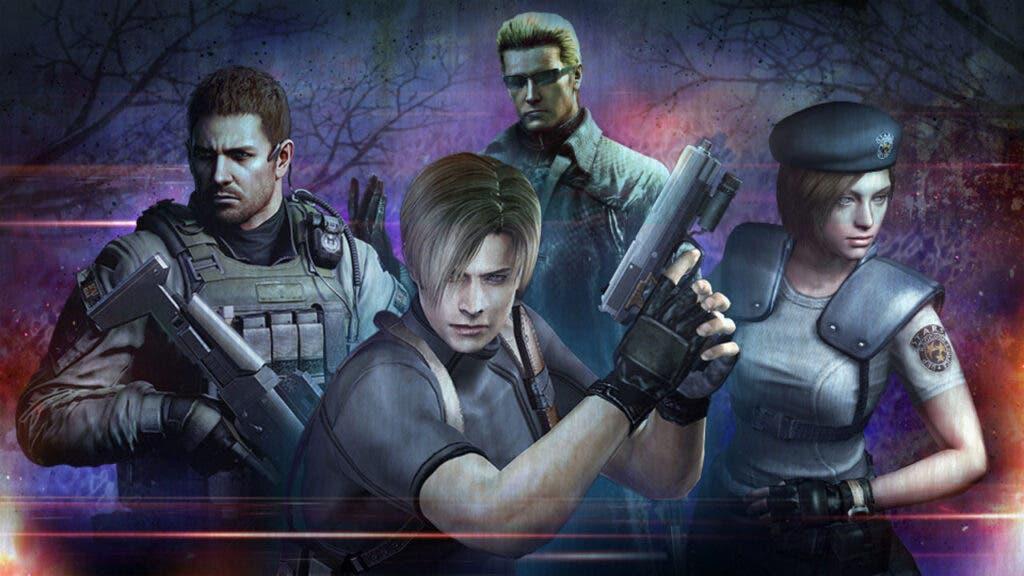 Skins de Resident Evil llegarán a Rainbow Six Siege