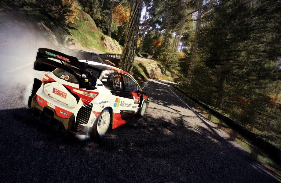 Impresiones de WRC 9, realismo en forma de Rally 2
