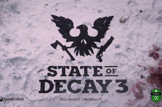 State of Decay 3 todavía está en pre-producción