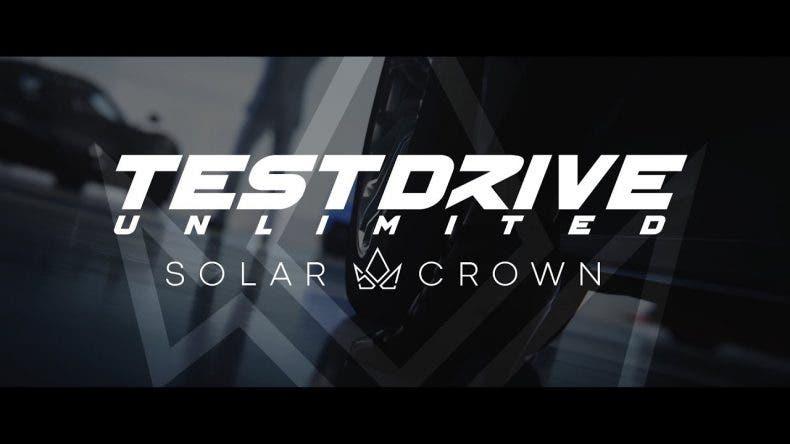Test Drive Unlimited Solar Crown anunciado oficialmente 1