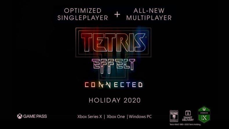 Anunciado Tetris Effect Connected como exclusivo de Xbox One y Xbox Series X 1