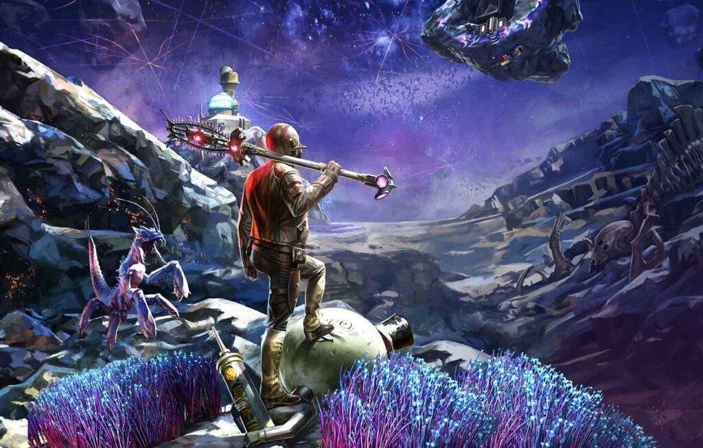 DLC de The Outer Worlds