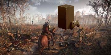 Xbox Series X de The Witcher 3