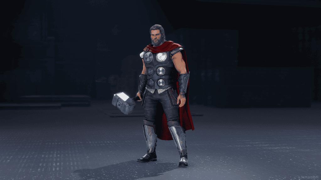 trajes que podremos desbloquear en Marvel's Avengers