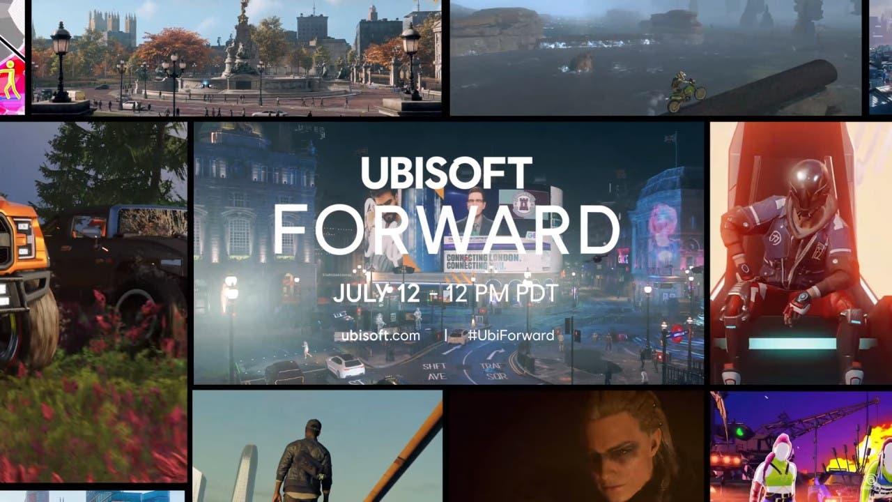 regalos que podremos conseguir viendo el Ubisoft Forward