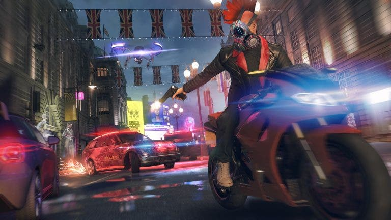 Watch Dogs Legion se expone en más de 20 minutos de gameplay 4