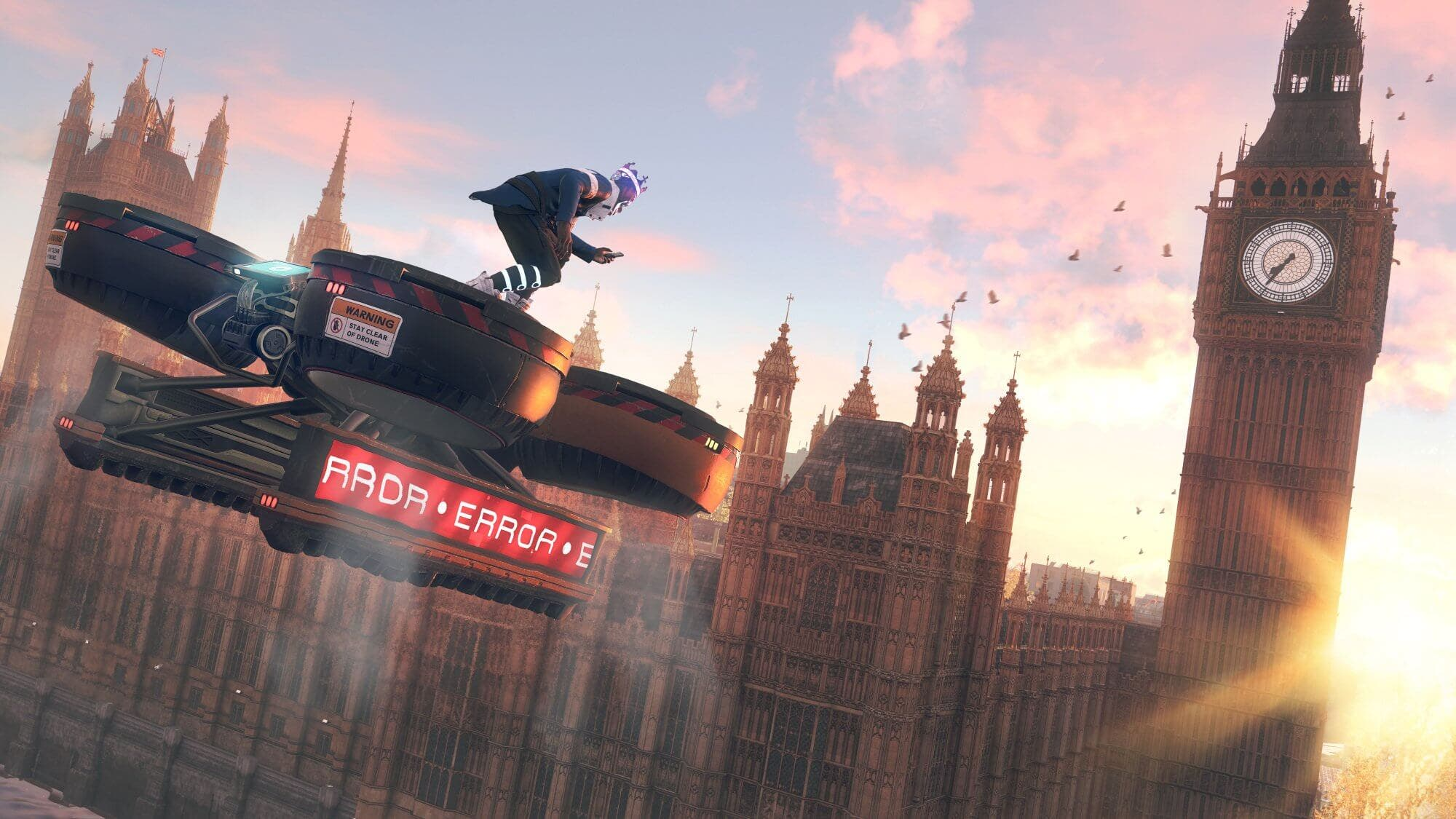 Watch Dogs Legion cuenta con una referencia a Assassin's Creed Syndicate