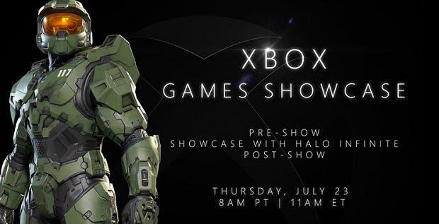 ver el Xbox Games Showcase en España y México