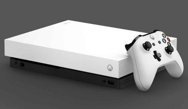 Xbox Series S será parecida a una Xbox One S sin lector 5