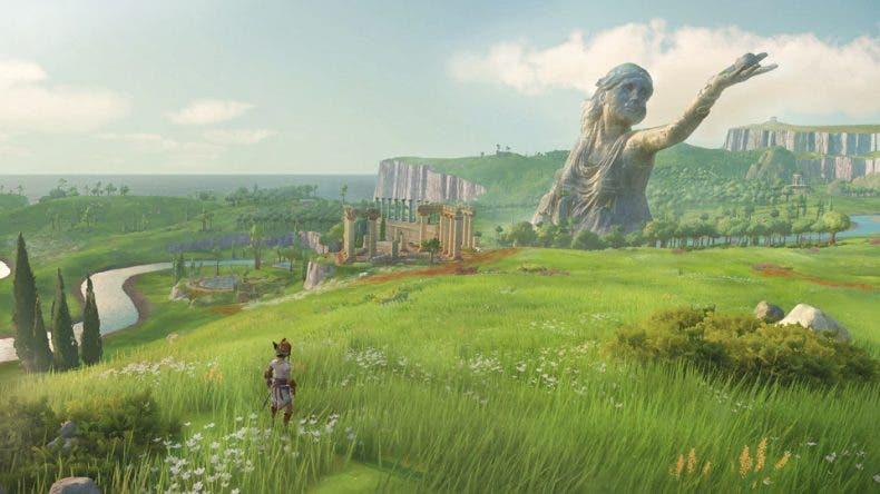 Ubisoft habría cambiado el nombre de Gods & Monsters por Immortals Fenyx Rising