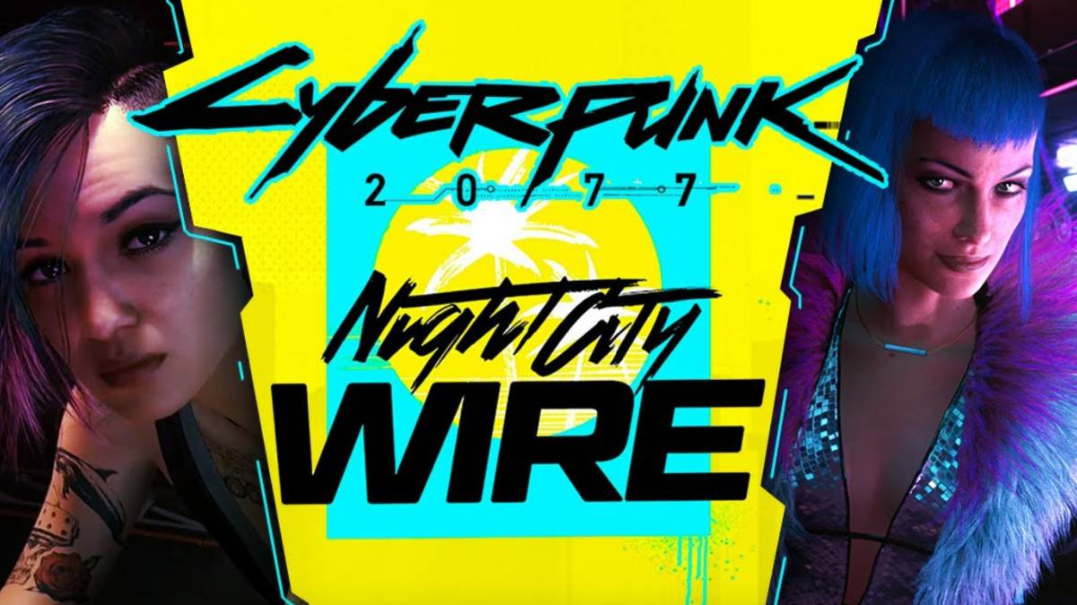 gameplay de Cyberpunk 2077 en el episodio 2 de Night City Wire