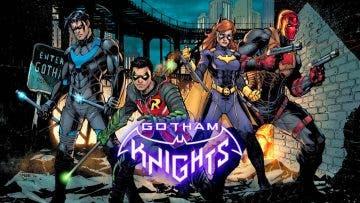 Gotham Knights tendrá un modo cooperativo para 2 jugadores