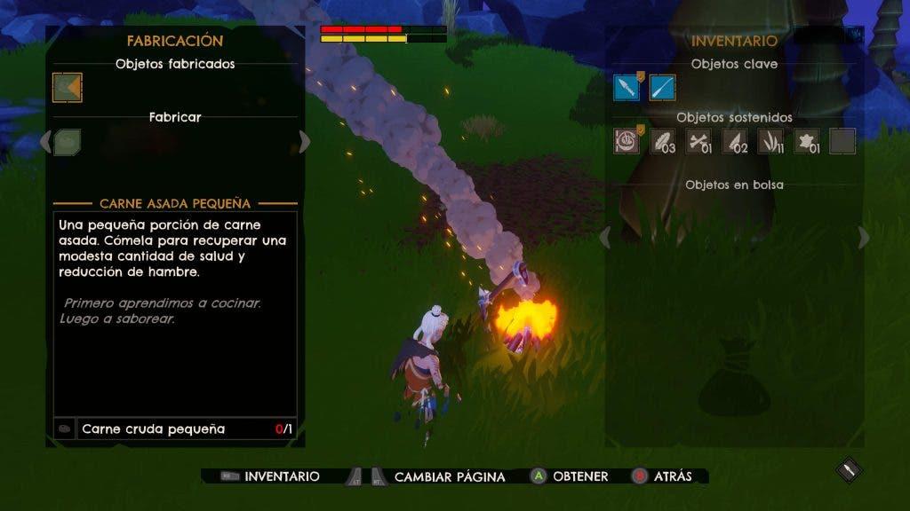Análisis de Windbound - Xbox One 3