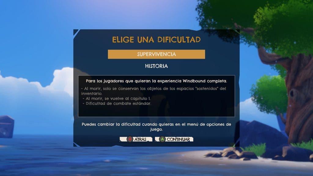 Análisis de Windbound - Xbox One 1