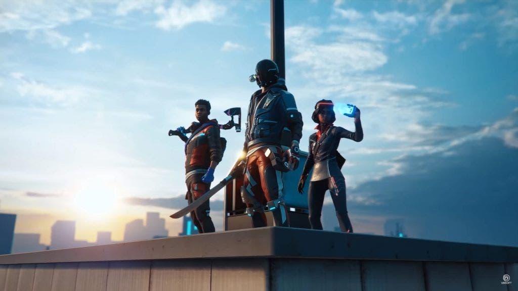 5 claves de Hyper Scape, el nuevo free-to-play de Ubisoft 1