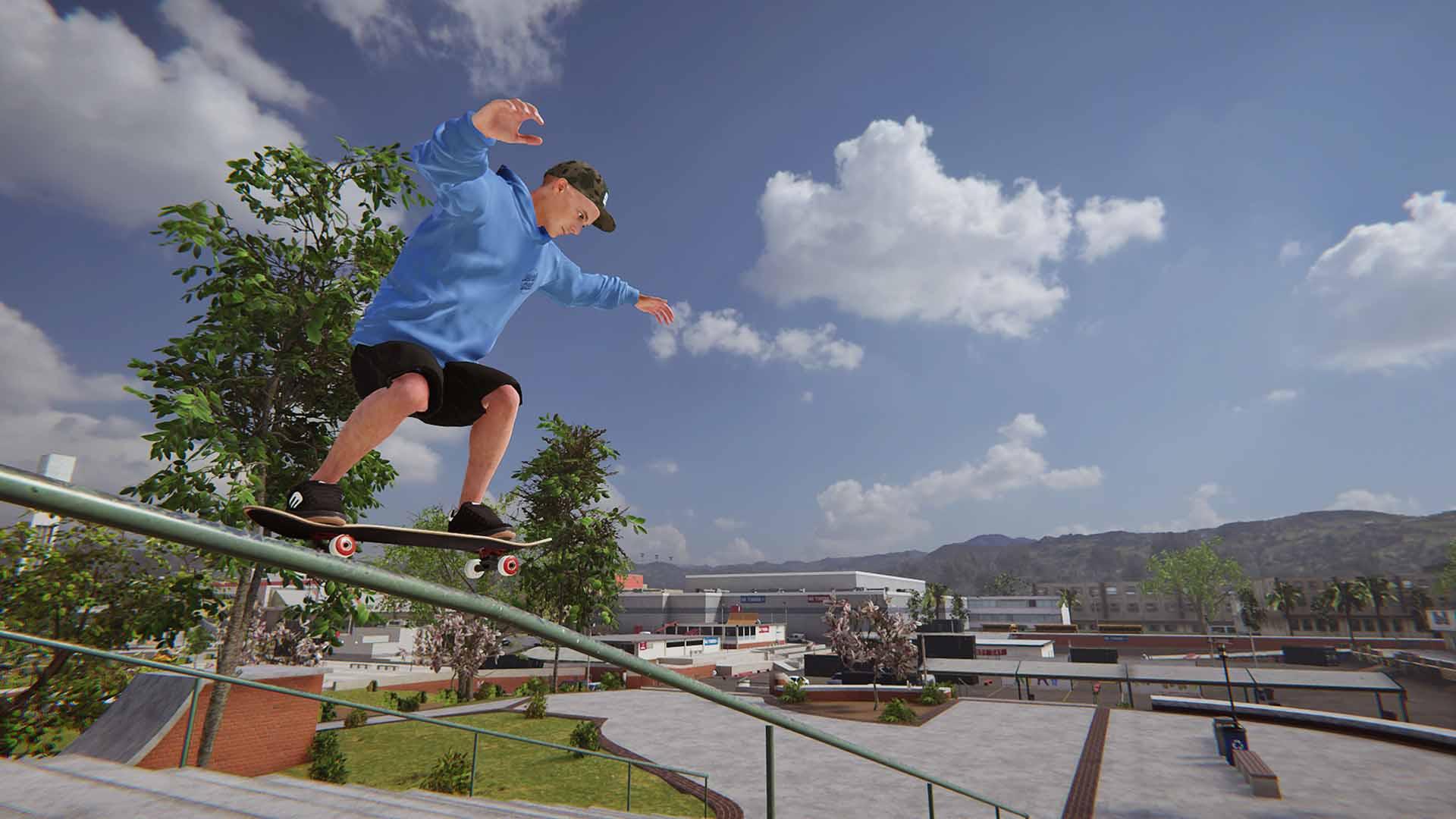 Análisis de Skater XL - Xbox One 6