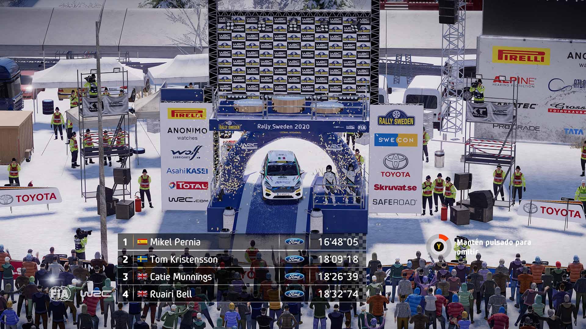 Análisis de WRC 9 - Xbox One 12