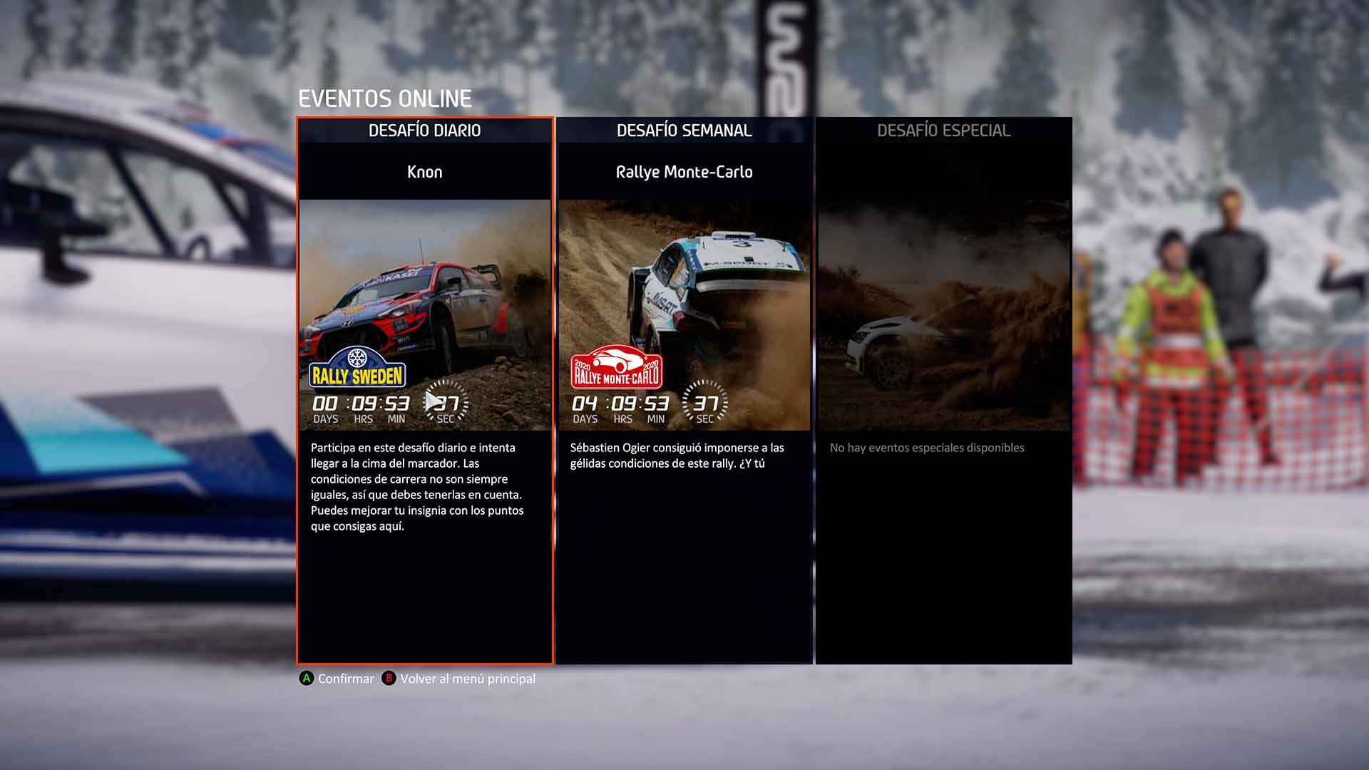 Análisis de WRC 9 - Xbox One 11