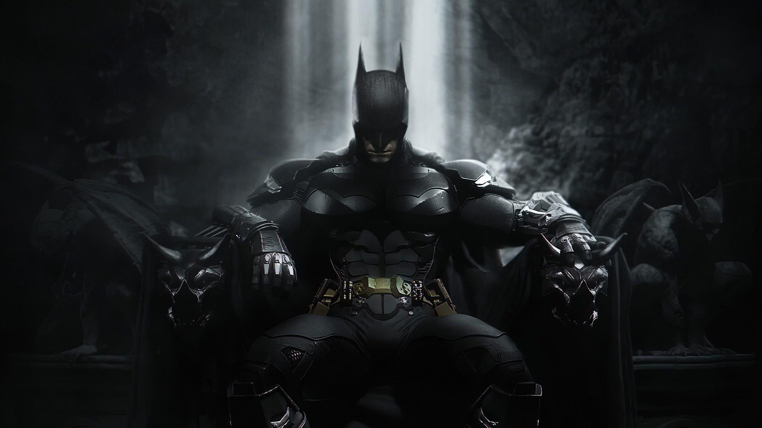 Batman: Gotham Knight será el nuevo título de la franquicia y contará con varios personajes jugables 2
