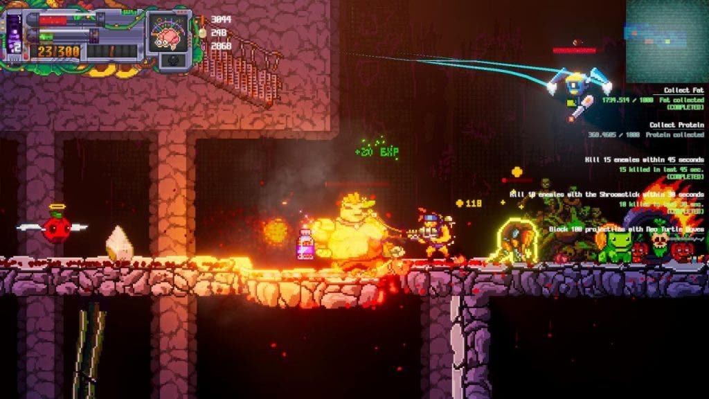 Análisis de Bite the Bullet - Xbox One 5