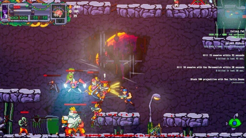 Análisis de Bite the Bullet - Xbox One 3