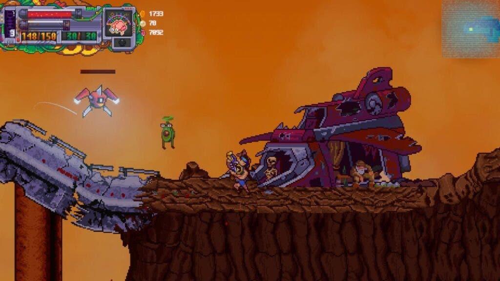 Análisis de Bite the Bullet - Xbox One 2