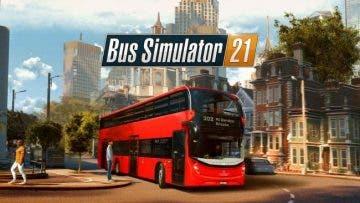 Bus Simulator 21 se presenta para llegar el año que viene con novedades 1