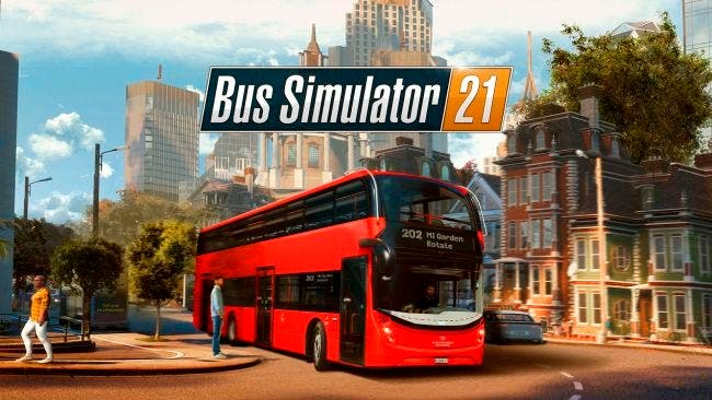 Bus Simulator 21 se presenta para llegar el año que viene con novedades 5