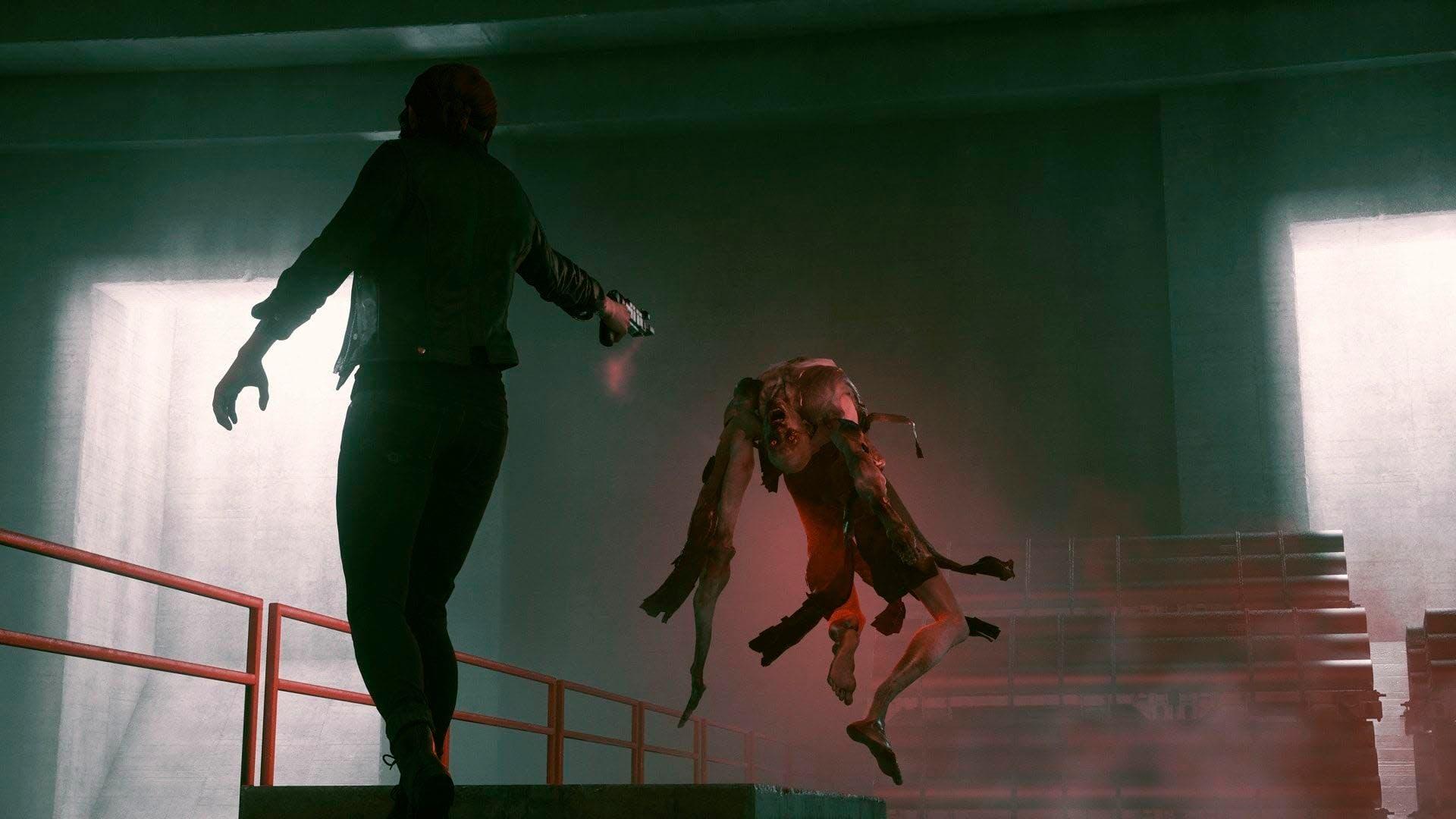 La expansión AWE para Control debuta con un primer gameplay 6