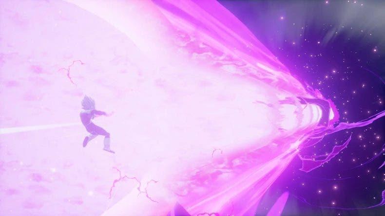 Dragon Ball Z Kakarot recibe nuevas imágenes de su nuevo DLC con Goku y Vegeta Super Saiyan Blue 1