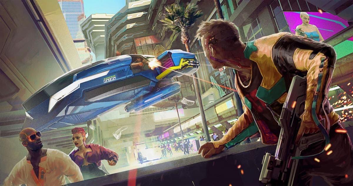 Cyberpunk 2077 contará con DLC gratuitos