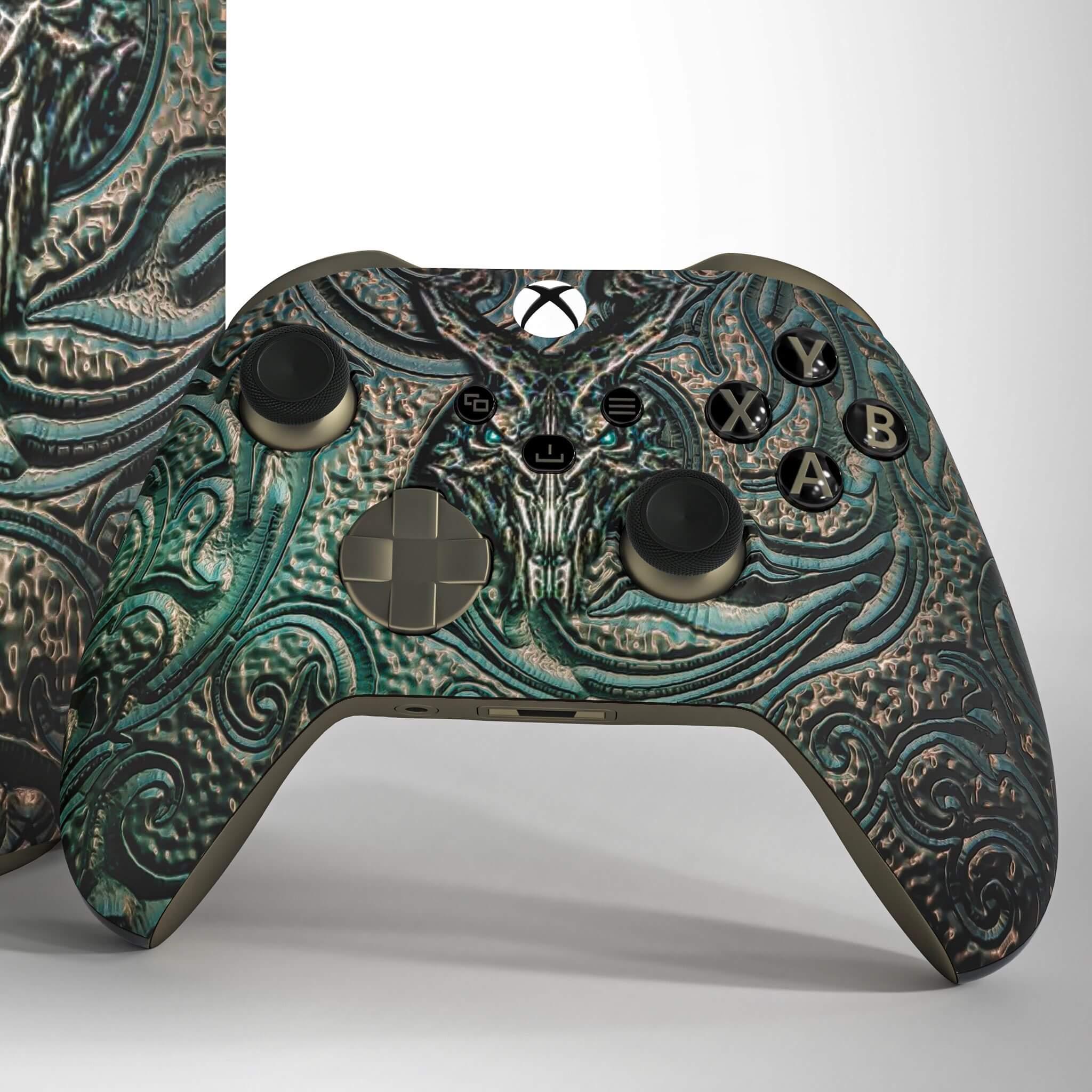 Xbox Series X de Skyrim